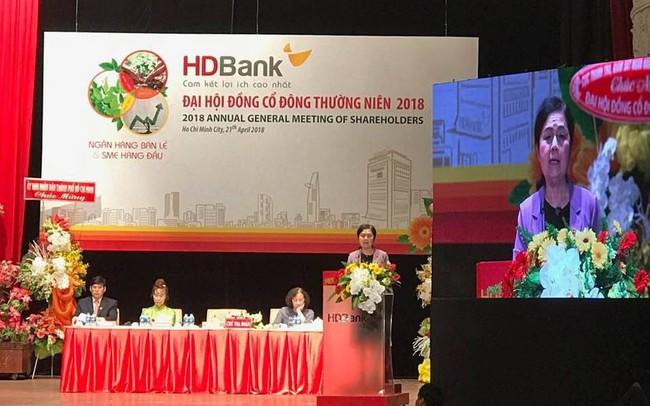 HDBank trình cổ đông thông qua việc sáp nhập PGBank