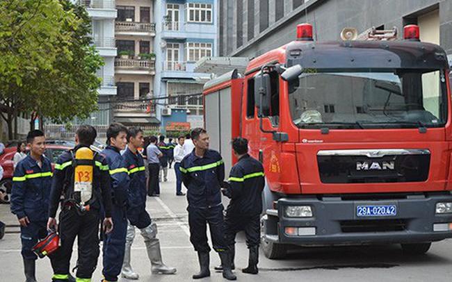Thông tin về vụ cháy tại tòa nhà 173 Xuân Thủy, Cầu Giấy