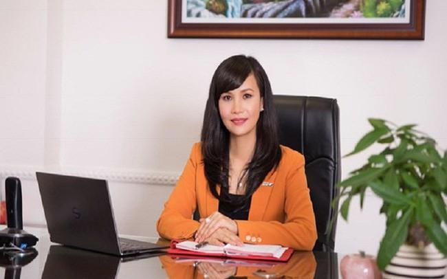 Bà Trần Tuấn Anh chính thức làm Tổng giám đốc Kienlongbank