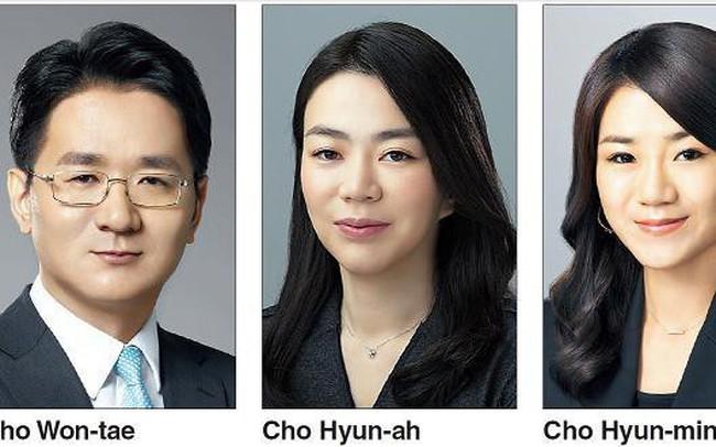 Khi 'hoàng tử, công chúa' của những chaebol lớn nhất Hàn Quốc khiến dư luận 'dậy sóng'