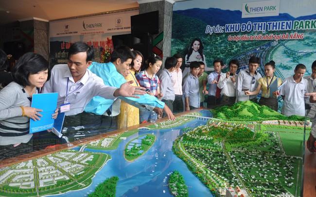 Ngân hàng An Bình thu giữ 4 BĐS lớn tại dự án Thien Park Đà Nẵng để thu nợ