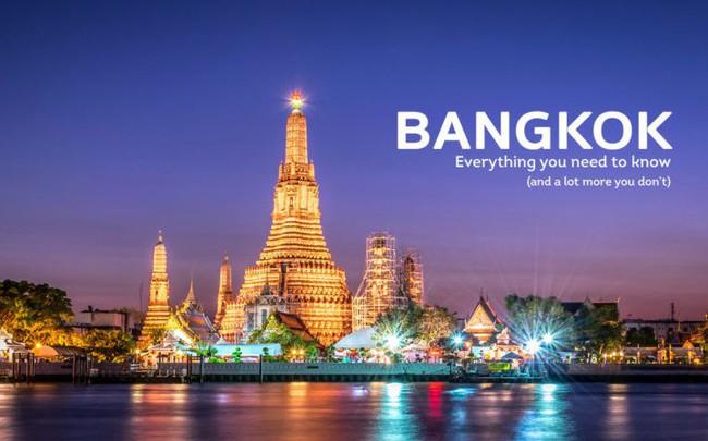9 địa điểm thú vị nhất định không thể bỏ qua khi tới Bangkok mùa hè này