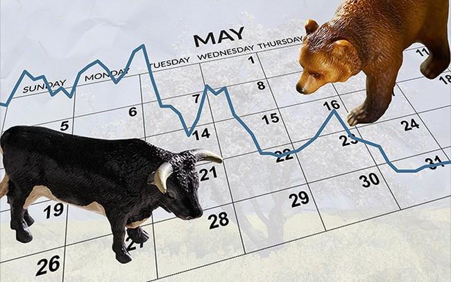 """Quên """"Sell in May"""" đi, trong 5 năm gần nhất thì có tới 4 năm chứng khoán Việt Nam tăng điểm trong tháng 5"""