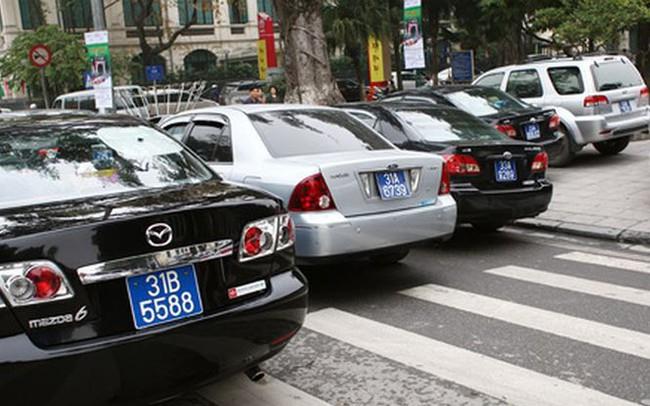 Tạm dừng cấp xe ô tô cho các đơn vị nhà nước