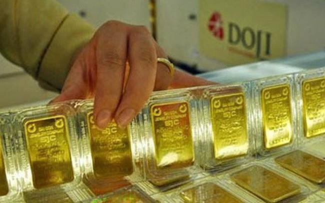 Vàng tại các tổ chức tín dụng được hạch toán tương tự như ngoại tệ