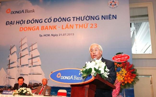 DongABank lên tiếng việc ông Trần Phương Bình nguyên TGĐ ngân hàng bị truy tố