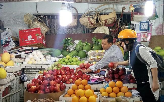 Vì sao không truy lý lịch trái cây Trung Quốc?