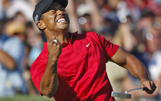 """Masters 2018: """"Siêu hổ"""" Tiger Woods trở lại, xuất phát cùng nhóm Marc Leishman, Tommy Fleetwood"""