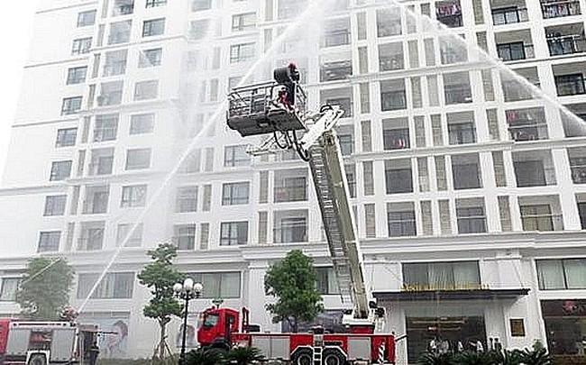 Rà soát PCCC 3.000 chung cư xây sau 2001