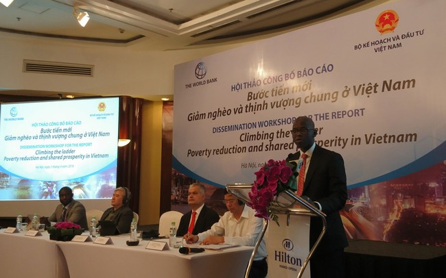 World Bank: Gần 9 triệu người Việt Nam khó thoát nghèo do không có tiền đi học THPT