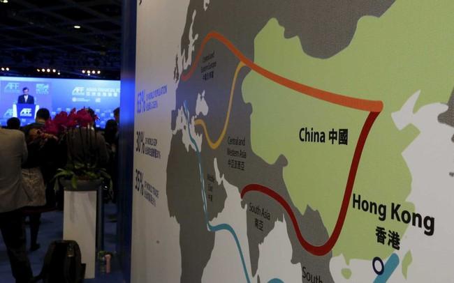 """HSBC: Doanh nghiệp Việt Nam nhận thức khá tiêu cực về sáng kiến """"Con đường và Vành đai"""" của Trung Quốc"""