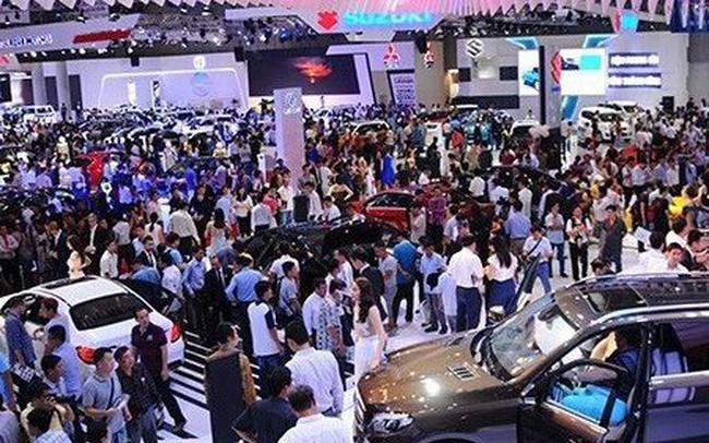 Thị trường ô tô Việt Nam sẽ tăng trưởng mạnh trong năm 2018