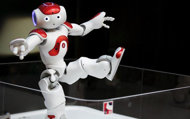 Chuyện con robot của FPT