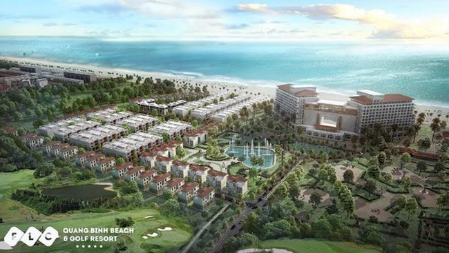 Dự án FLC Quang Binh Beach and Golf Resort trình làng Hà Nội
