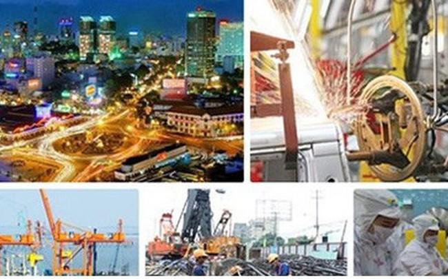 Infographic: Bức tranh kinh tế Việt Nam quý I/2018