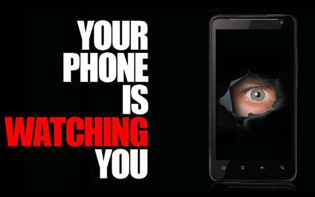 """Điện thoại thông minh: """"Con dao hai lưỡi"""" biến người dùng thành nạn nhân bị theo dõi"""