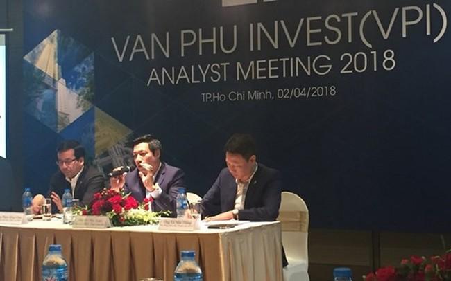 Văn Phú Invest (VPI) lấy ý kiến cổ đông chuyển niêm yết sang HoSE
