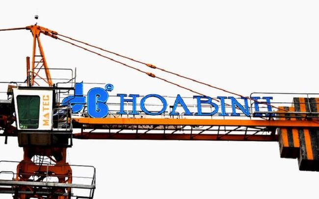 Hòa Bình (HBC) trình kế hoạch trả cổ tức năm 2017 tổng tỷ lệ 55%