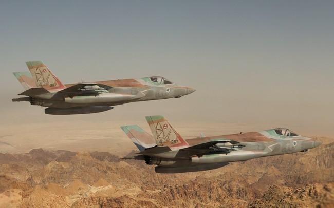 Israel nã tên lửa vào căn cứ quân sự Syria, Mỹ chịu tiếng oan