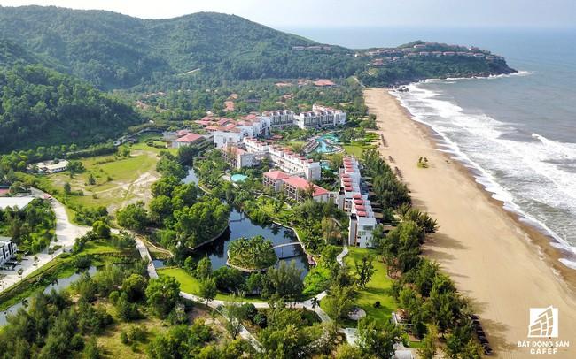 Siêu dự án Laguna Lăng Cô (Huế) đã được cấp phép tăng vốn 2 tỷ USD kinh doanh casino