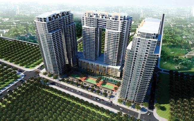 Bán dự án Bình Giã Resident, Hodeco (HDC) báo lãi quý 1/2018 tăng 114%