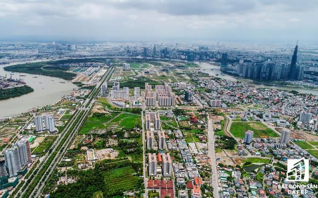 """Những đại gia địa ốc nào đang """"nhắm"""" rót vốn đầu tư vào khu đô thị thông minh TP.HCM?"""