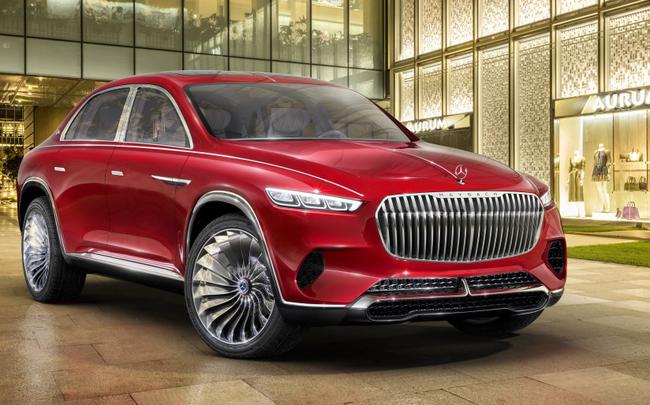 Lái Mercedes Maybach và thưởng thức trà ngay trên xe - trải nghiệm đẳng cấp của giới siêu giàu