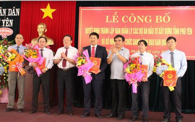 Phú Yên bổ nhiệm hàng loạt nhân sự chủ chốt