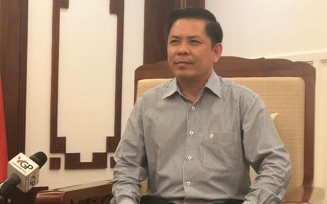 Bộ trưởng Bộ GTVT: Thủ tục hành chính sẽ chỉ giảm chứ không tăng