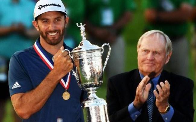 4 tay golf có thể soán ngôi số 1 thế giới của Dustin Johnson ở The Players Championship