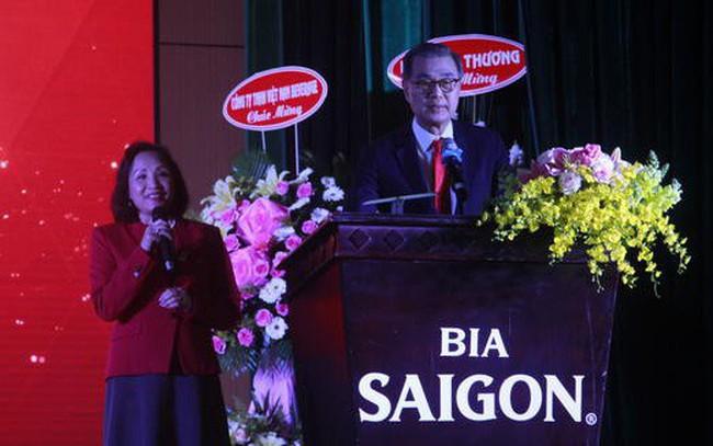 Người Thái đưa thêm người vào Ban Giám đốc của Sabeco