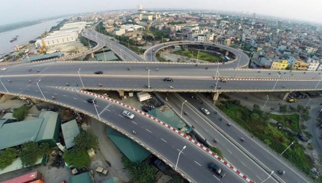 Bất động sản quận Long Biên vẫn trên đà tăng trưởng