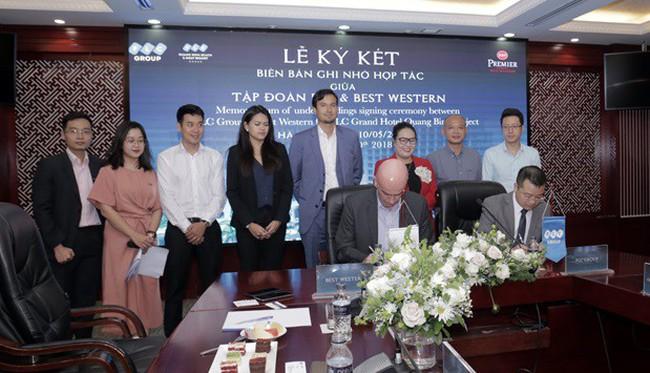 Ký hợp tác cùng Tập đoàn FLC, Best Western được kỳ vọng sẽ là thương hiệu quản lý và vận hành khách sạn FLC Quảng Bình