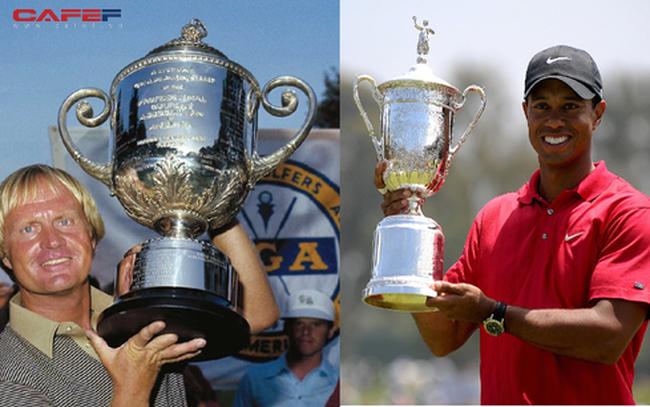 5 tay golf xuất sắc nhất mọi thời đại với những kỷ lục khó lòng vượt qua