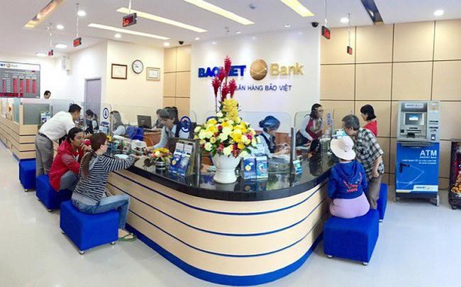 Ngân hàng Bảo Việt được mở 5 chi nhánh và 2 PGD mới