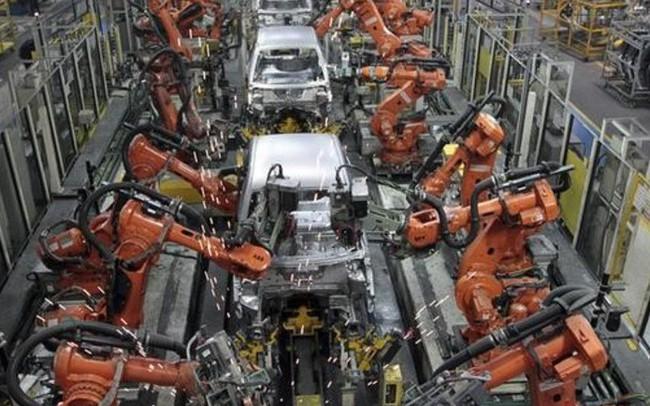 Không phải Mỹ, hai quốc gia châu Á này là những nước có mật độ robot trên công nhân cao nhất thế giới