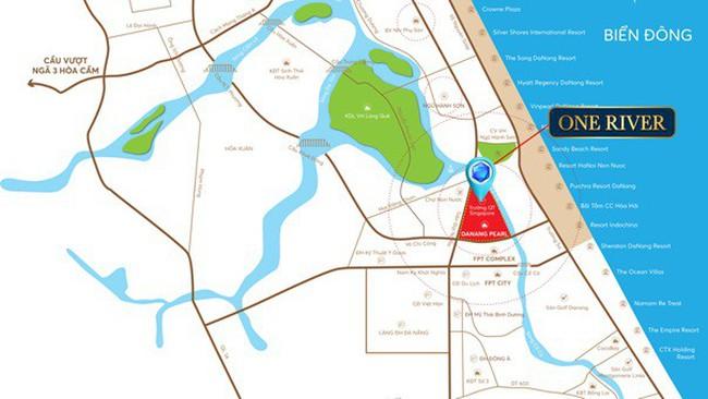 Danang Pearl - Chú trọng trong phát triển tiện ích đô thị xanh