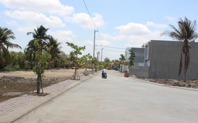 Đất nền vùng ven Sài Gòn có dấu hiệu hạ nhiệt