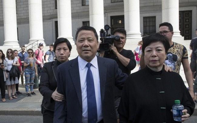 Hối lộ 1,7 triệu USD, tỷ phú Trung Quốc bị kết án 4 năm tù
