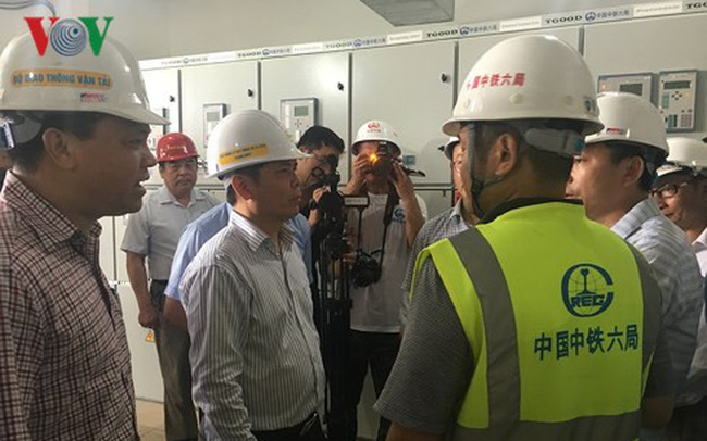 Bộ trưởng GTVT: Khai thác đường sắt Cát Linh-Hà Đông từ tháng 12