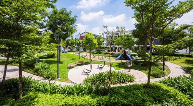 Gamuda Gardens – miền xanh trong lòng phố thị