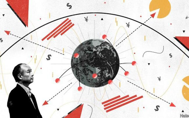 """""""Soi"""" quỹ đầu tư 100 tỷ USD đang khuấy đảo giới công nghệ của tỷ phú """"liều ăn nhiều"""" Masayoshi Son"""