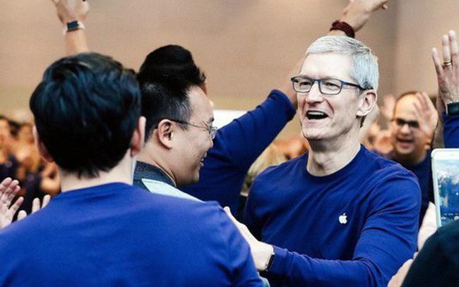 Lợi nhuận Apple kiếm được trong 3 tháng bằng Amazon làm cật lực suốt hơn 20 năm