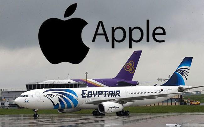 iPhone bị đổ lỗi gây ra vụ tai nạn máy bay làm 66 người thiệt mạng