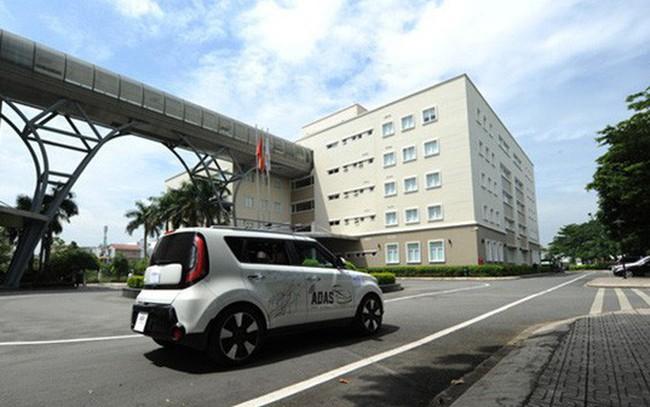 FPT xin phép thử nghiệm vận hành ôtô công nghệ tự lái