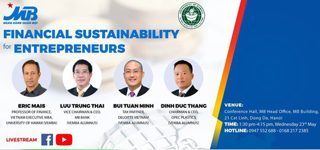 Đảm bảo bền vững tài chính cho doanh nghiệp
