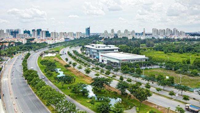 Bất động sản Nam Sài Gòn khởi sắc sau đề án quy hoạch thành phố vệ tinh