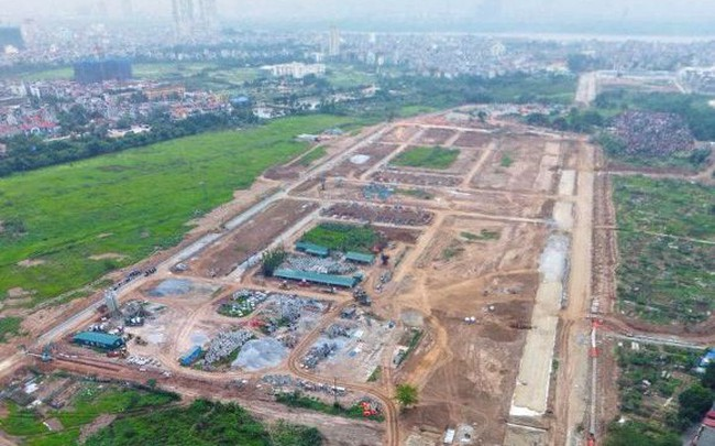 Công tác GPMB dự án xây dựng tuyến đường từ đê Ngọc Thụy đi Khu đô thị mới Thượng Thanh