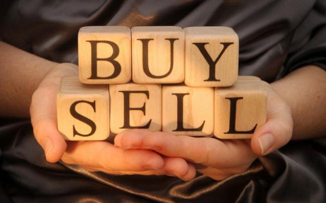HBC, DLG, GTN, KIP, HTG, FCC, NAW: Thông tin giao dịch lượng lớn cổ phiếu