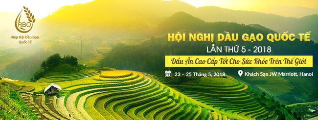 Hội nghị Dầu Gạo Quốc tế chọn Việt Nam là điểm đến tiếp theo